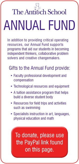 Annual Fund Ad