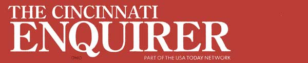 Cincinnati Enquirer Masthead.
